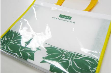 PE2層不織布バッグ01