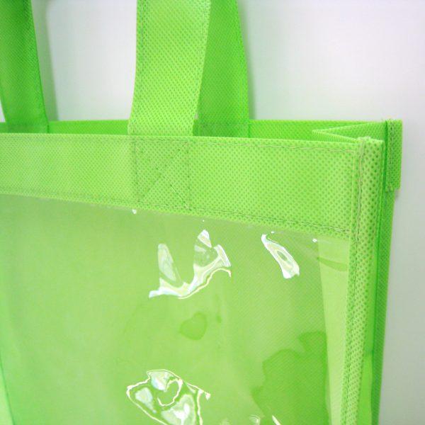 透明不織布バッグ02