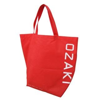 ワンポイント印刷のバッグ