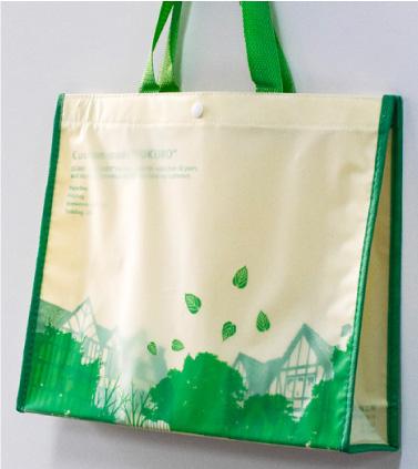 EVA2層不織布バッグ
