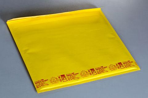黄色の紙を使用した場合