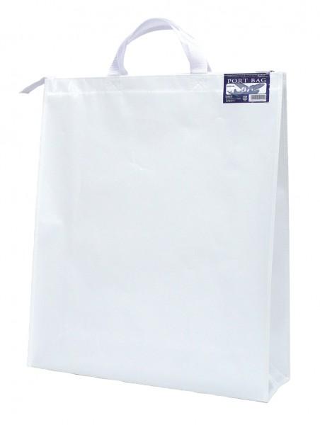 不織布にラミネート加工を施したバッグ